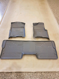 Husky Liner Weather Beater Mats - 2012 F150
