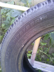 Goodyear Nordic 175/65/14 Winter Tires