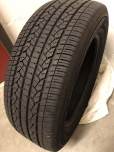 Goodyear M+S 245/60R18 105T like new, set of 4 tires