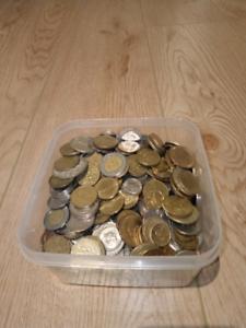 Coins international assorted