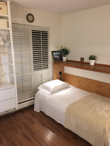Room Rental for  Full Time Worker or Student