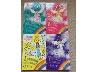 4 Rainbow Magic Books