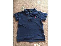 2x Ralph Lauren polo shirts