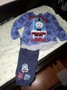 Thomas the train outfit