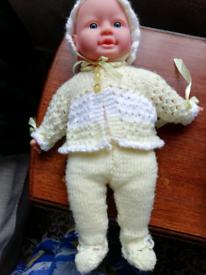 Peterkin softbody Doll app. 16 inches long. n