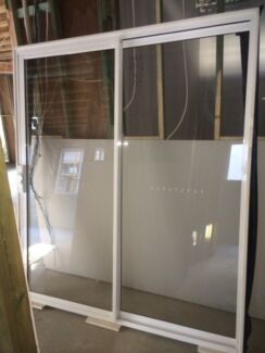 2100 high x 1800 glass sliding door - brand new Kenmore Brisbane North West Preview