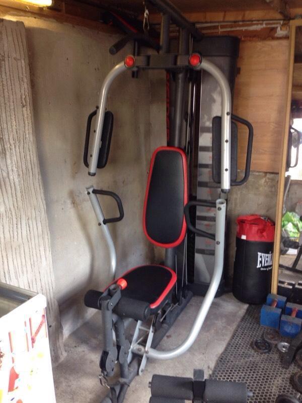 Gym weights for sale in pontypool torfaen gumtree