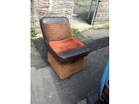 Vw t25 t3 swivel buddy seat