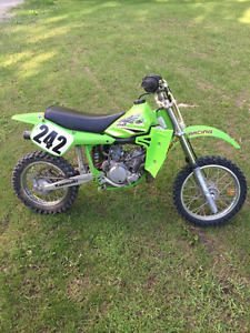 02 KX 60cc ready to ride