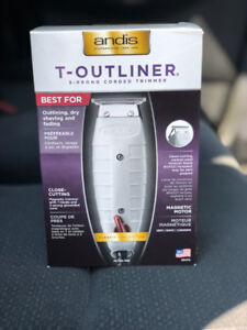 ANDIS: T-OUTLINER (BRAND NEW)