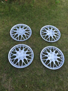 15 inch Hubcaps BRAND NEW