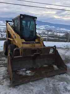 2006 CAT 262B Skid Steer