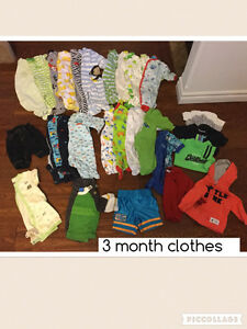 3 month clothes