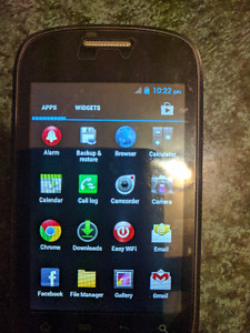 ZTE 850-SMARTPHONE,TOUCHSCREEN, VOIP,GPS,MINI TABLET,MP3, CAMER