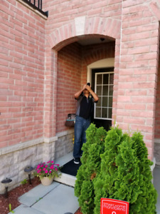Professional certified home mold inspection thermal air quality