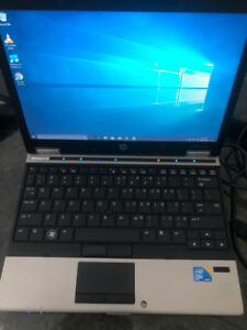 "HP ELITEBOOK 2540p 12.1"" SCREEN  CORE I7 2.13GHz"