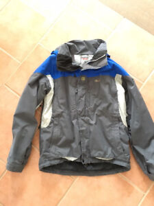 Mens ONFA Snowboard Jacket - Size Small