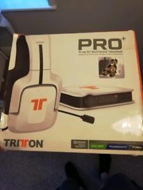 Triton headset