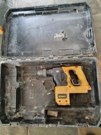 Dewalt drill body & case only