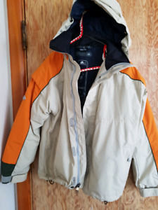 Boys youth size M (10-12)Bonfire Snowboarding jacket.