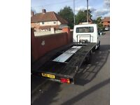 2007 07 Renault Master Beavertail Car Transporter Recovery Truck