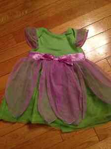 Disney Store Tinkerbell costume