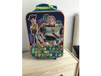 Children's Toy Story hand luggage/trolley