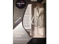 iPhone 5 charger case miijuice