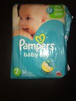 Brand new pampers