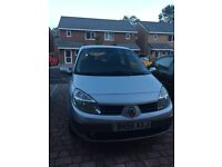 Renault Scenic 1.6 56 plate