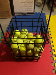 Wilson Tennis Ball Hopper/Caddy
