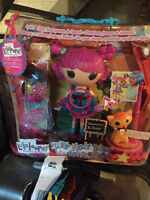 Brand new retired lalaloopsy in the box!