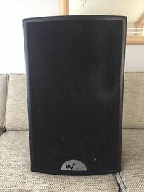 W Audio Zenith 112 Passive Speaker
