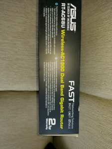 Wifi router Asus RT AC68U
