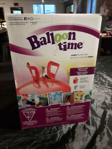 Unopened helium tank for balloons (+ 2 free partially-used ones)