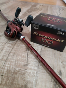JDM Shimano Scorpion and Cumara