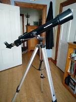 Téléscope Orion Observer 70mm altazimuth refractor