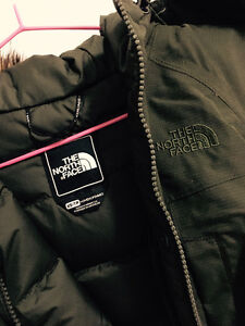 The northface parka