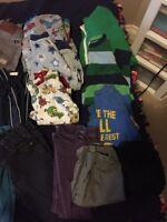 Boys clothing size 5/6