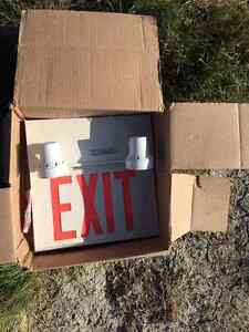EXIT Sign- Brand New!!