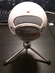 Blue Snowball-Ice USB mic