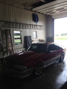 1991 Mustang GT Mint Condition