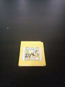 Pokemon Gold Gameboy Games