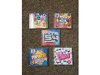 Compilation CDs