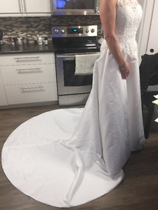 New wedding dress - tags still on