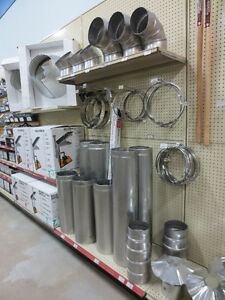 Stainless Steel Stove Pipe & more!