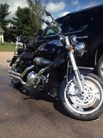 2005 Kawasaki Meanstreak 1600 motorcycle