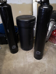 Water Softner and Iron Filter