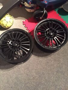 "Sport max racing wheels 16"" universal 5 bolt"