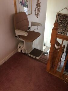 Electric Stairlift Available (420 Stairlift)